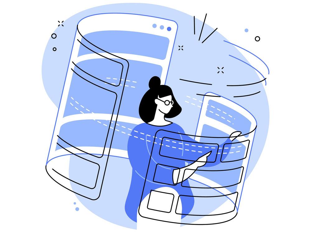 image for tips for Static Web Design