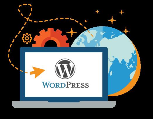 use of wordpress cms