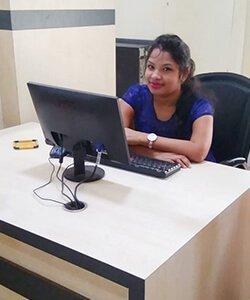 Truptimayee Pradhan