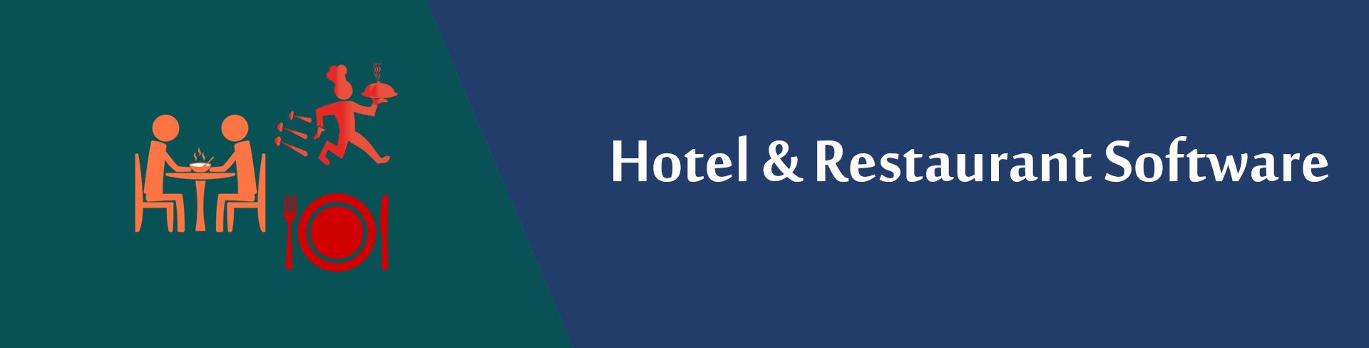 Hotel & Restaurant Software
