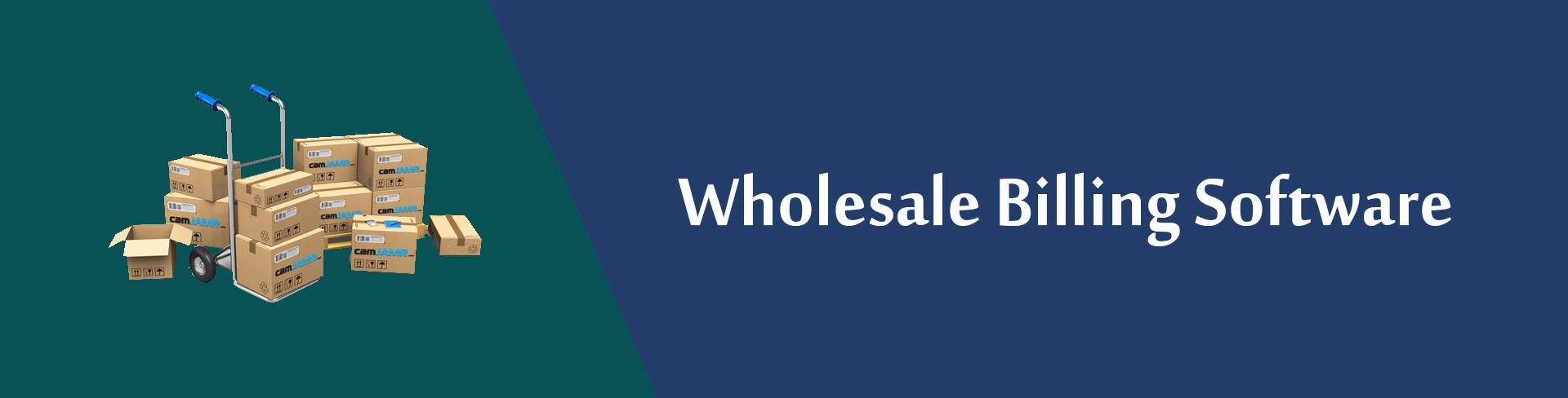 Wholesale Billing Software
