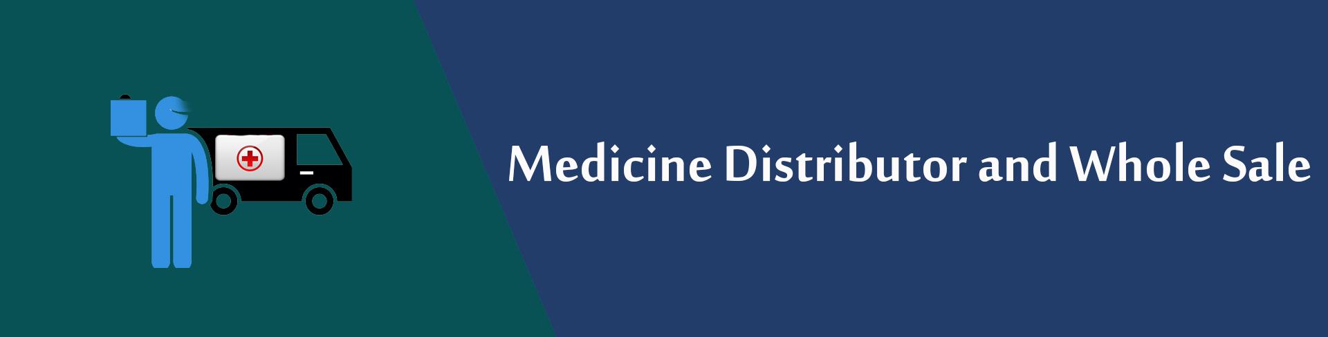 Medicine Distributor and Whole Sale Software