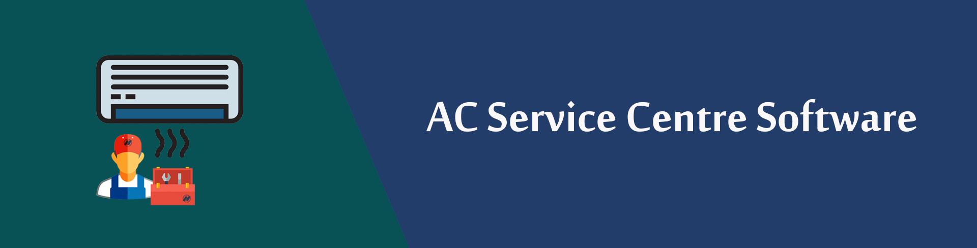AC Service Centre Software
